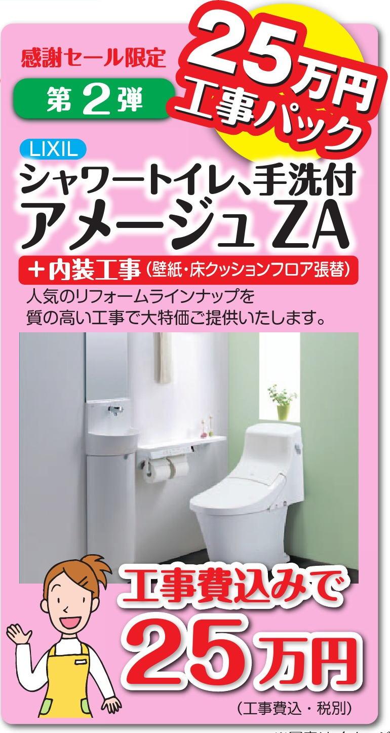 アメージュZA25万円