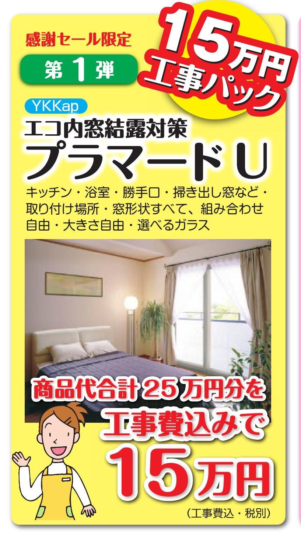 プラマード15万円
